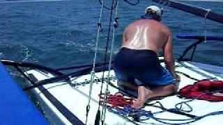 Hobie Catamaran Fishing part 2
