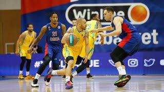 CSKA vs. Astana Condensed Game April, 11 | Season 2020-21