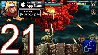 Metal Slug XX Online Android iOS Walkthrough - Part 21 - Chapter 16: Strange Path, Ch6-7 Hell