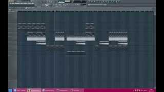 DJ Sammy - Shut Up and Kiss Me (REMAKE - FLP & MIDI)