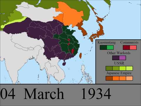 The Chinese Civil War Part I: Every Fortnight