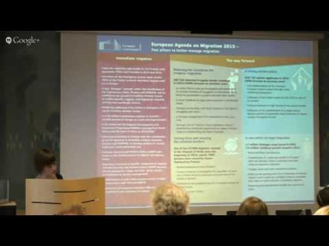 150520 Prio #3 'A Humanitarian Crisis on the Doorstep of Europe'