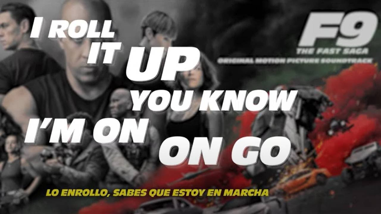 Don Toliver, Lil Durk & Latto Fast Lane (Official Lyric) [F9 - The Fast Saga Soundtrack]