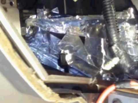HeaterTreater Ford Windstar blend door repair Part Two