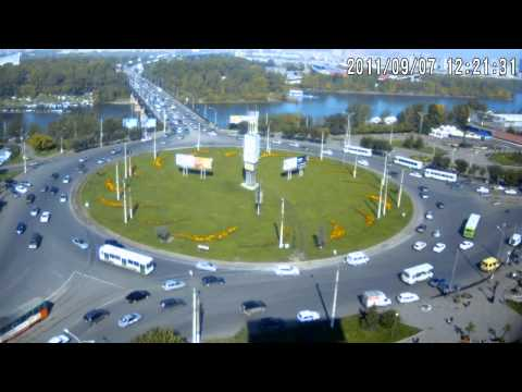 07.09.2011 12:21 ДТП на Предмостной площади