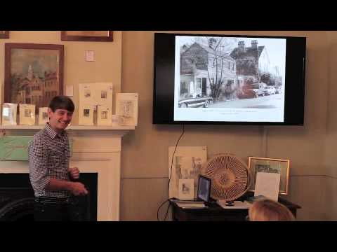 PSoC   The Fall Tours   Gothic and Italianate Charleston