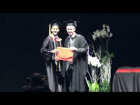 Undergraduate Graduation Ceremony December 2017 - Les Roches Global Hospitality Education