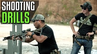 Training Day - Dynamic Pistol and Rifle Drills