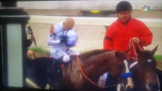 2018 Kentucky Derby Winning Jockey Mike Smith Thanks Jesus Christ for Amazing Horse Justify