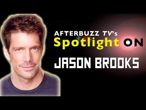 Jason Brooks Interview | AfterBuzz TV's Spotlight On