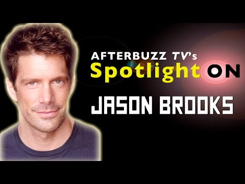 Jason Brooks   AfterBuzz TV's Spotlight On