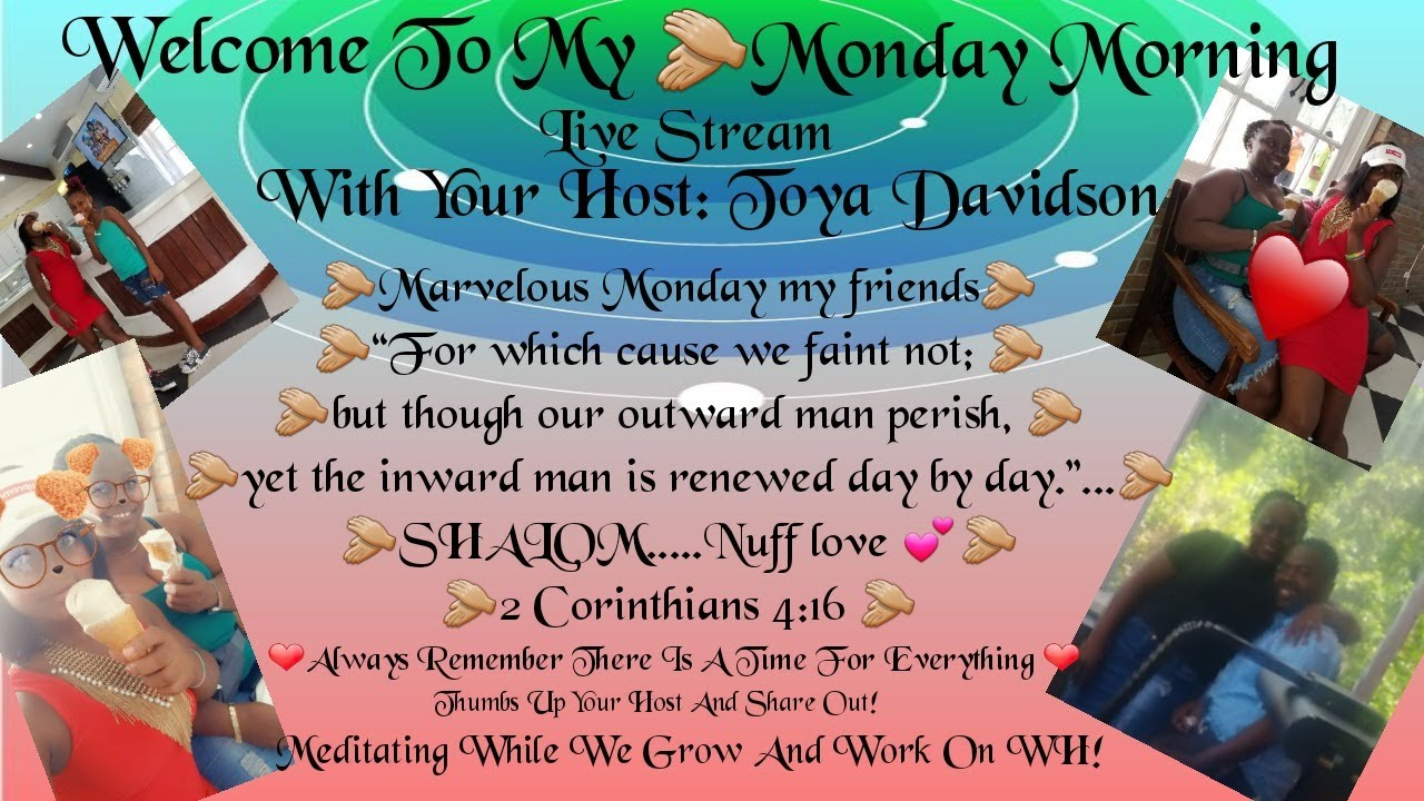 Marvelous Monday Prt3 Youtube