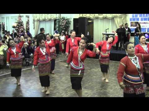 Fresno Khmu New Year 2015 - Dance by Richmond