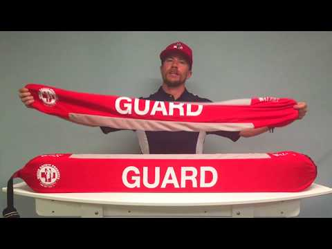 NEW Lifeguard  Rescue Tube Jacket Review And How To Fit