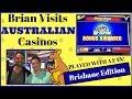 クラッシックデザイン トレジャリーカジノ ブリスベン Treasury Casino Brisbane - YouTube