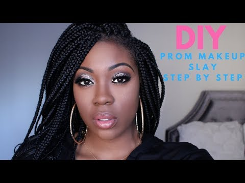 Prom Makeup Slay Step by Step!