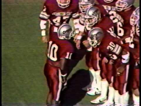 1986 USC vs. Washington State University with Audio