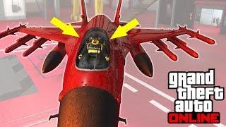 TUNEANDO EL AVIÓN DE 6.5 MILLONES !! GTA 5 ONLINE LAZER (Grand Theft Auto V)