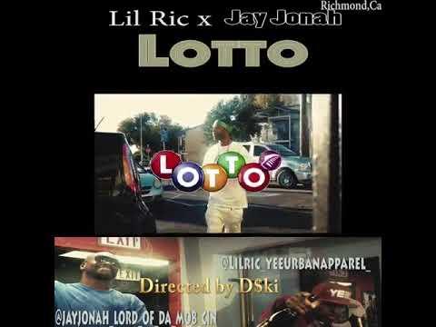 Lil Ric x Jay Jonah - LOTTO Video Promo [BayAreaCompass]