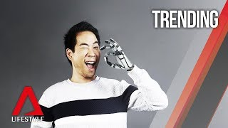 What's Chua Enlai's robot alter-ego like?   CNA Lifestyle