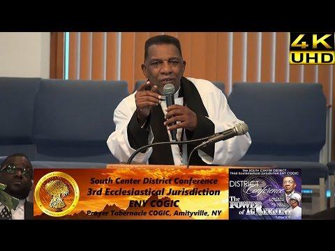 Pastor Dr. Walter C Willie Jr 4K