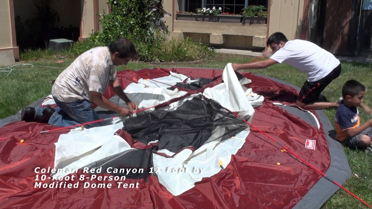 BEST 8 PERSON FAMILY TENT REVIEWS 2019