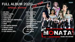 Full Album New Monata  Special Edition Dangdut Koplo Terbaru #treding 2020