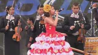 Leonardo Y Angela Aguilar En Vivo Festival 5 de Mayo Parque Wittier Narrows 2013