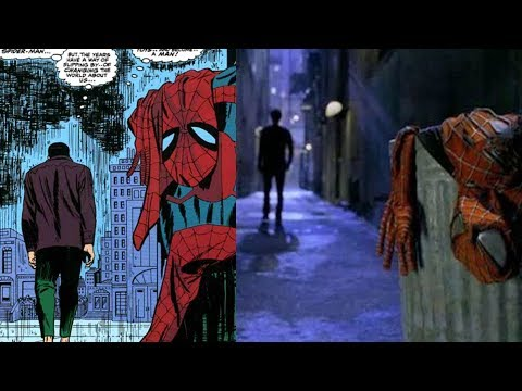 10 Comic Book Movie Scenes Taken Straight From The Panels