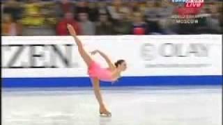 2005 Sasha Cohen - Nutcracker (FP Worlds)