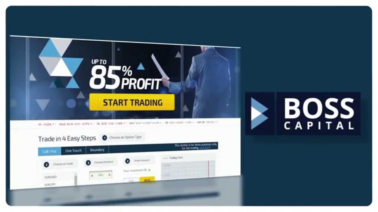 earn from binary option review youtube