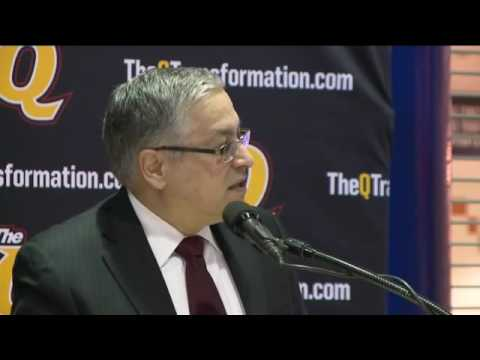 Quicken Loans Arena transformation news conference