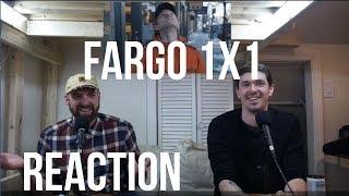 Fargo Season 1 Episode 1 REACTION