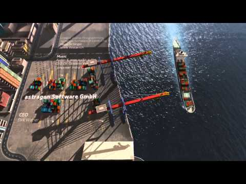 TransOcean: The Shipping Company - Credits song