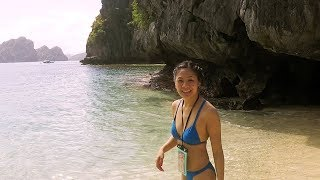 Our day on Private Tour A in El Nido, Philippines! Is it worth the money?