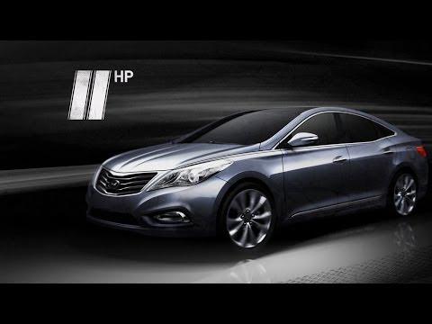 Hyundai Grandeur 2013 Две Лошадиные Силы