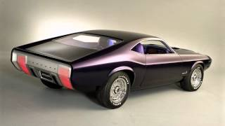 Ford Mustang Milano Concept 1970 Videos