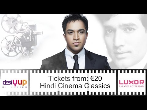 Navin Kundra Hindi Cinema Classics | Oude Luxor Theater Rotterdam