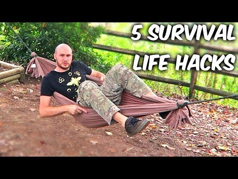 5 Survival Life Hacks