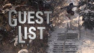 Guest List - Official Teaser - Tom Wallisch, Karl Fostvedt