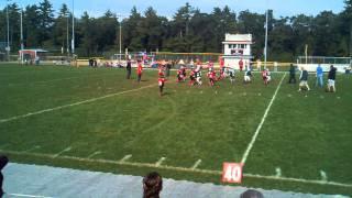 Duxbury Mighty Mites vs Silver Lake 10-7-2012