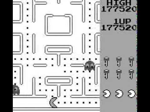 Game Boy Longplay [107] Pac-Man