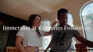 Immersion at Conjunto Folklórico (Ch.1) | To the Heart of Dance in Cuba with Melissa Mansfield