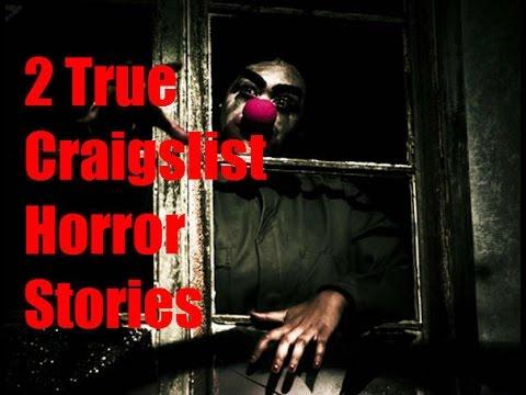True Craigslist Horror Stories - YouTube