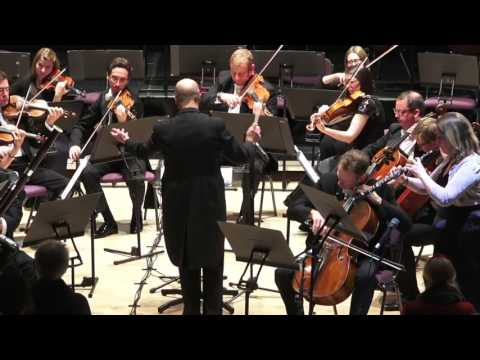 Orchestra of the Swan - Nocturne by Paul Moravec - world premiere