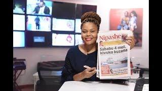 LIVE MAGAZETI: Panga la watumishi hewa latua CCM, Sababu 4 meli, kivuko kuzama