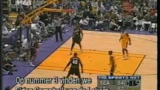 1998 nba action