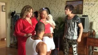 Лёха приревновал Кристину к собачке!