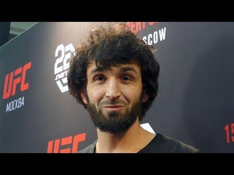 Забит Магомедшарипов: Я похож на Линкольна? Не замечал