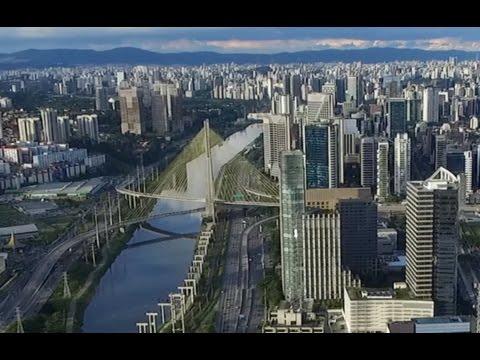 São Paulo Drone Flight Voo 4k vs 1080 p Phantom 3 Upgrade